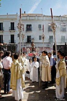 Traslado de la Hermandad de la Estrella a la Parroquia de San Jacinto. LUIS MANUEL JIMÉNEZ (12)