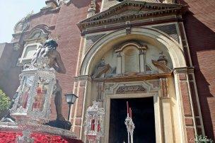 Traslado de la Hermandad de la Estrella a la Parroquia de San Jacinto. LUIS MANUEL JIMÉNEZ (14)