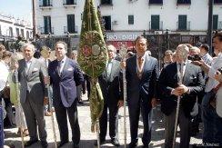 Traslado de la Hermandad de la Estrella a la Parroquia de San Jacinto. LUIS MANUEL JIMÉNEZ (18)