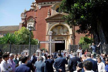 Traslado de la Hermandad de la Estrella a la Parroquia de San Jacinto. LUIS MANUEL JIMÉNEZ (2)