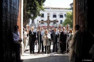 Traslado de la Hermandad de la Estrella a la Parroquia de San Jacinto. LUIS MANUEL JIMÉNEZ (6)