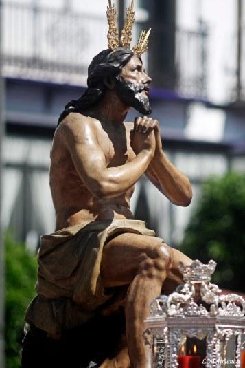 Traslado de la Hermandad de la Estrella a la Parroquia de San Jacinto. LUIS MANUEL JIMÉNEZ (7)