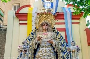 Virgen de Los Ángeles Traslado a San roqueJoaquín Galán © 2019 010