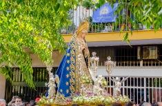 Virgen de Los Ángeles Traslado a San roqueJoaquín Galán © 2019 013