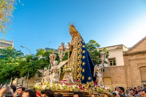 Virgen de Los Ángeles Traslado a San roqueJoaquín Galán © 2019 015