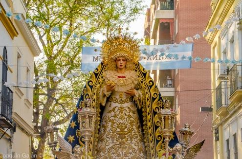 Virgen de Los Ángeles Traslado a San roqueJoaquín Galán © 2019 016