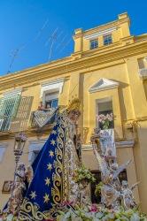 Virgen de Los Ángeles Traslado a San roqueJoaquín Galán © 2019 018