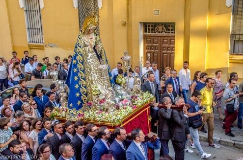 Virgen de Los Ángeles Traslado a San roqueJoaquín Galán © 2019 023