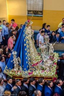 Virgen de Los Ángeles Traslado a San roqueJoaquín Galán © 2019 024