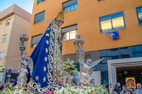 Virgen de Los Ángeles Traslado a San roqueJoaquín Galán © 2019 028