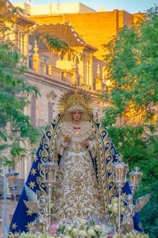 Virgen de Los Ángeles Traslado a San roqueJoaquín Galán © 2019 031