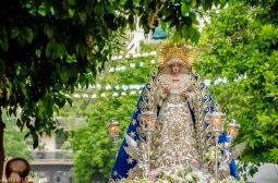 Virgen de Los Ángeles Traslado a San roqueJoaquín Galán © 2019 032