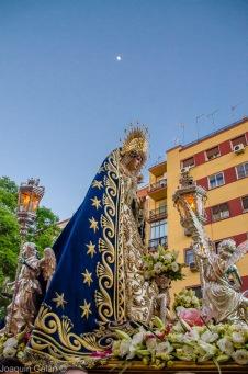 Virgen de Los Ángeles Traslado a San roqueJoaquín Galán © 2019 034
