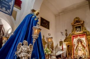 Virgen de Los Ángeles Traslado a San roqueJoaquín Galán © 2019 038